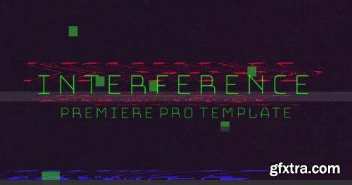 Interference Promo - Premiere Pro Templates 239259
