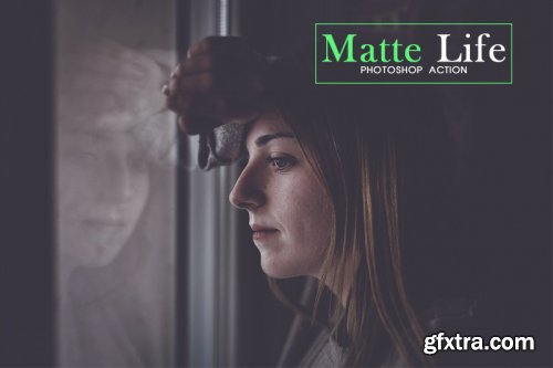 Matte Life Photoshop Action