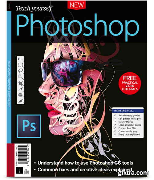 Future\'s Series: Teach Yourself Photoshop, 8th Edition 2019