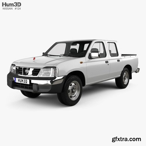 Nissan Ddsen 2015 3D Model