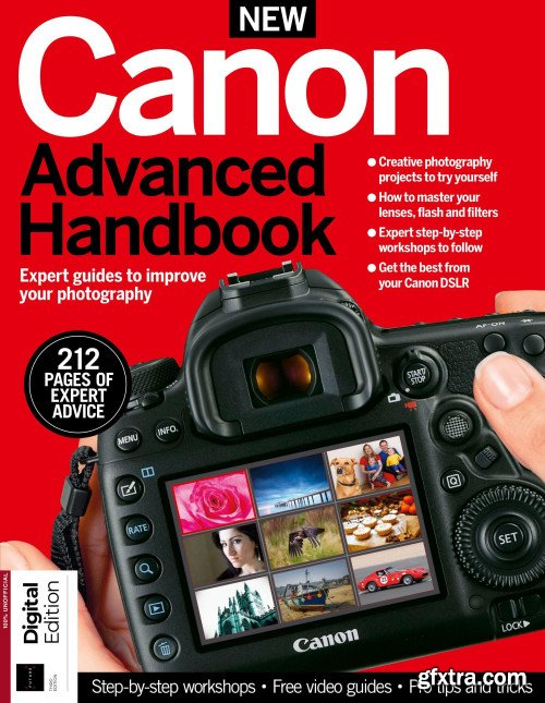 Canon Advanced Handbook - Third Edition 2019