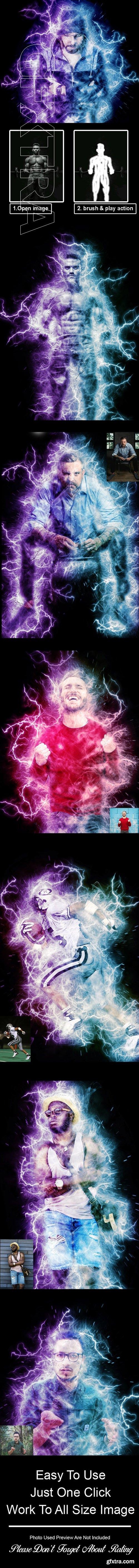 GraphicRiver - Power Photoshop Action Vol 2 23780871