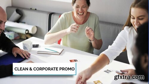 Pond5 - Corporate And Minimal Slideshow  - 088951159
