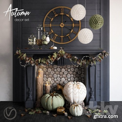 Autumn Decor Set