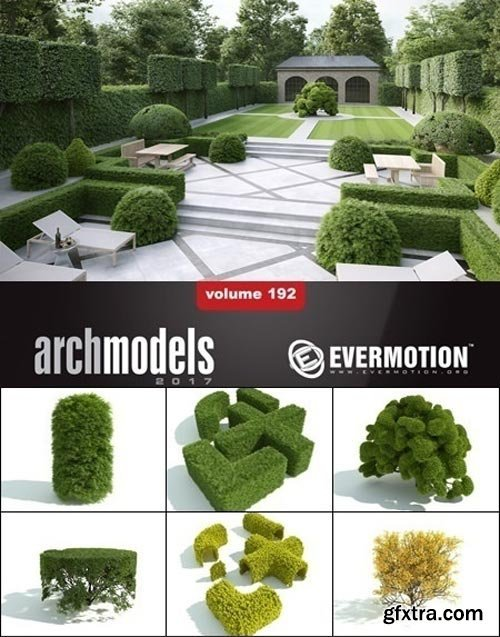 Evermotion - Archmodels vol. 192