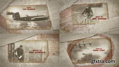 VideoHive Cinematic History Opener 15376042