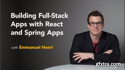Building Full-Stack Apps with React and Spring Apps