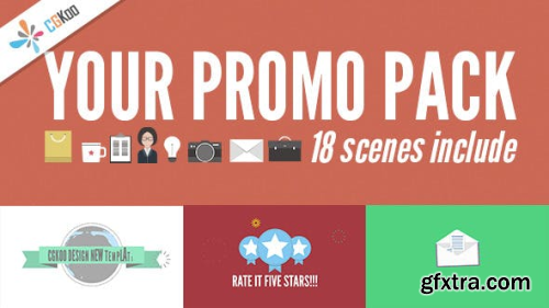 VideoHive Your Promo Pack 6082709