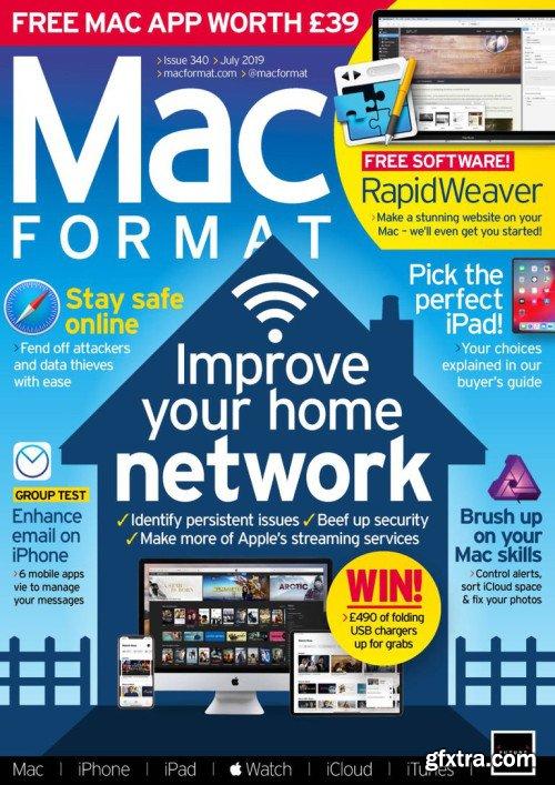 MacFormat UK - July 2019