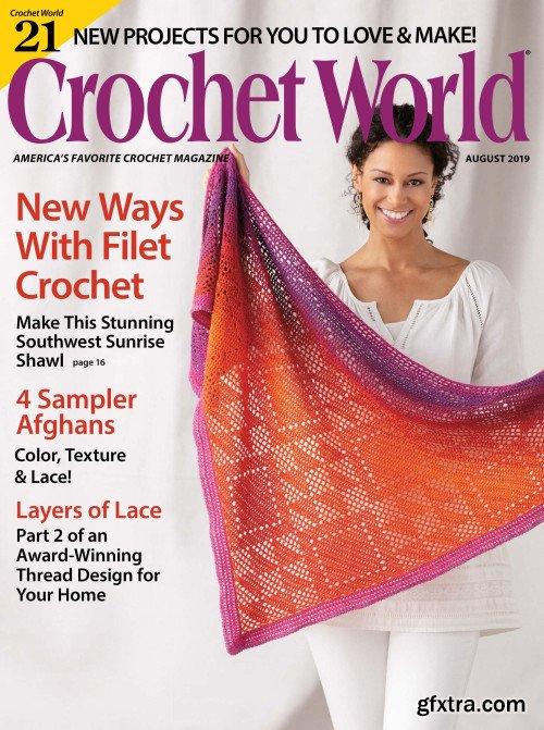 Crochet World - August 2019