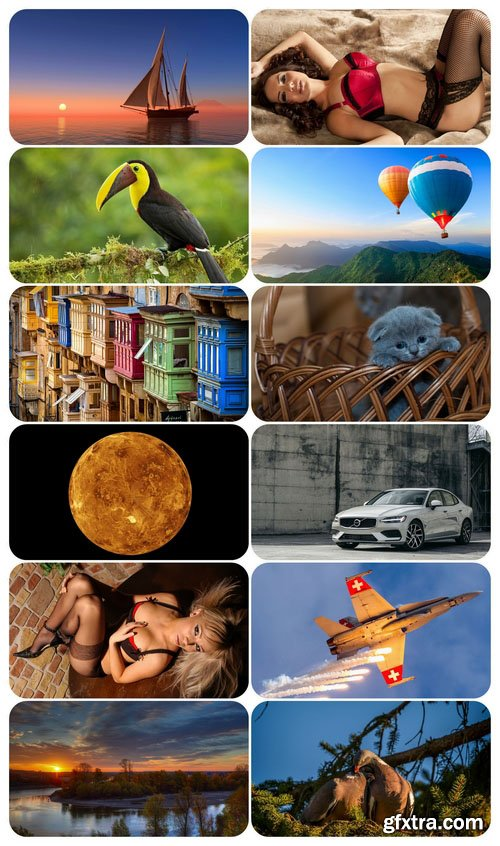 Beautiful Mixed Wallpapers Pack 940