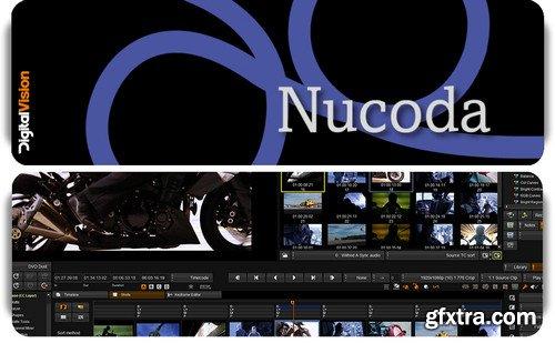 Digital Vision Nucoda 2019.1 R2 (x64)