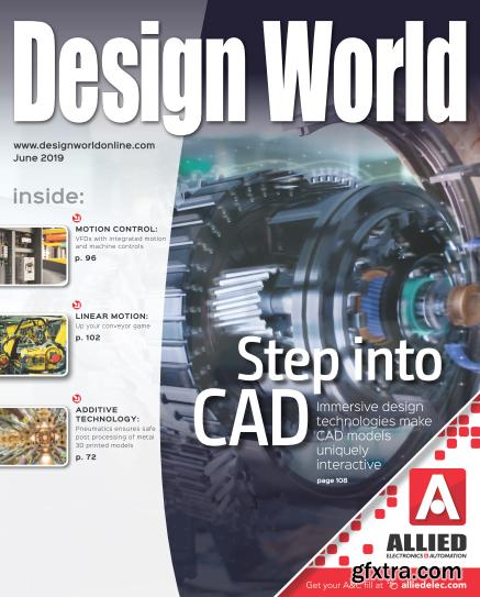 Design World - June 2019
