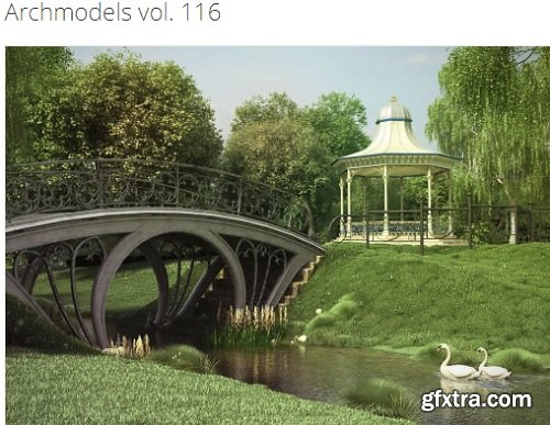 Evermotion – Archmodels Vol. 116