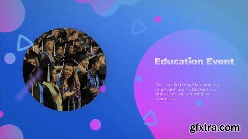 E-Learning Course Tutor: Education Event Promo 243049
