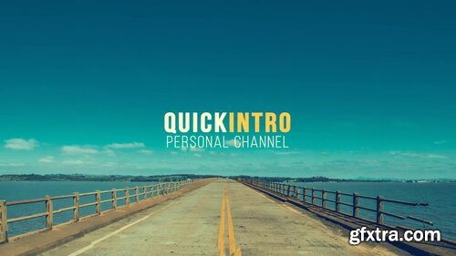 Videohive -Youtube Fast Intro 4 - 22488989