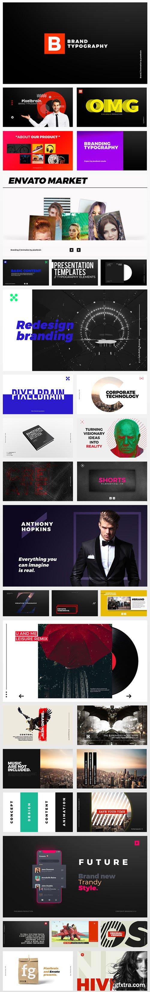 Videohive - Brand Typography - 22817888