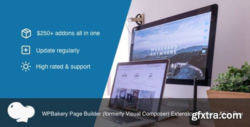 CodeCanyon - All In One Addons for WPBakery Page Builder v3.5.4 - 7731868