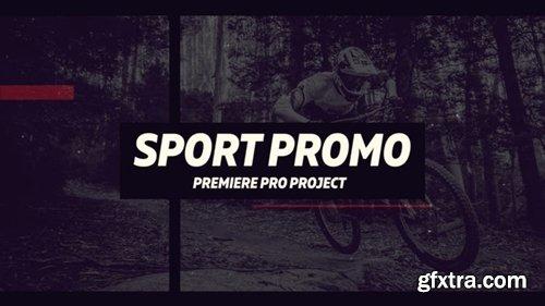 MotionArray -  Sport Glitch Promo 245022