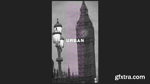 MotionArray - Urban Stories Opener 245037