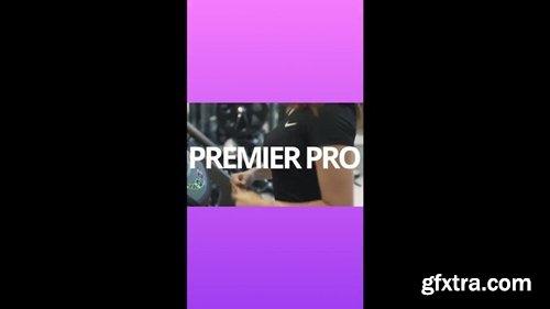 MotionArray - Instagram Story Sport Gym 244597