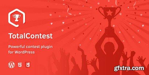 CodeCanyon - TotalContest Pro v1.4.1 - Responsive WordPress Contest Plugin - 19543719