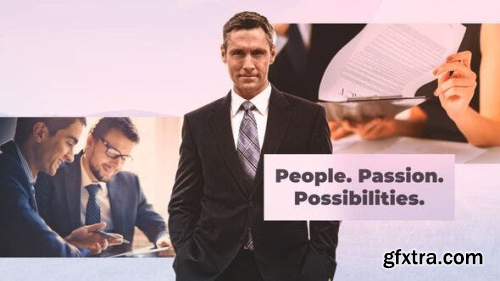 VideoHive Finance Consultant - Business Team Leader 23924157