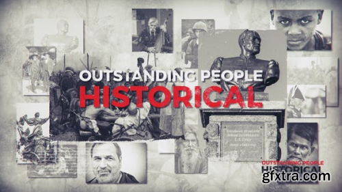 VideoHive Historical // Outstanding People 21972677