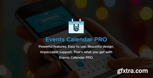 The Events Calendar - Events Calendar PRO v4.7.2 - WordPress Plugin