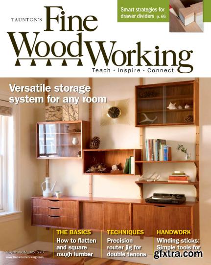 Fine Woodworking - August 2019