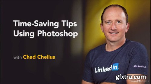 Time-Saving Tips Using Photoshop