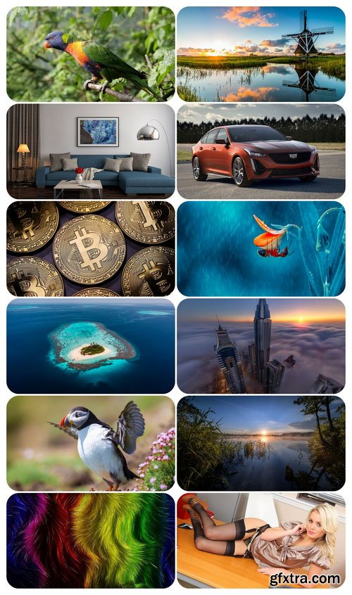 Beautiful Mixed Wallpapers Pack 941