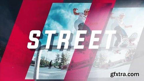MotionArray -  Street Opener 245958