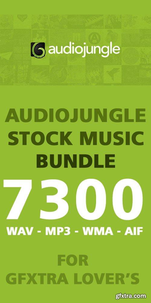 AudioJungle Stock Music Bundle