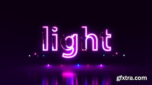 VideoHive Neon Logo | Titles 23920280
