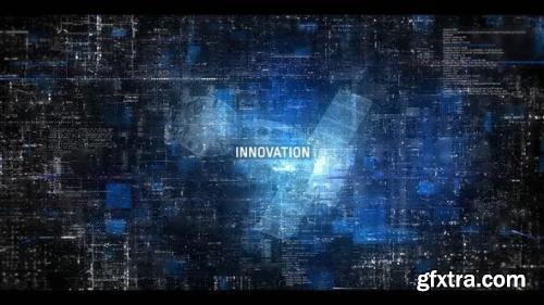 VideoHive Aurus | Digital Intro 23853777
