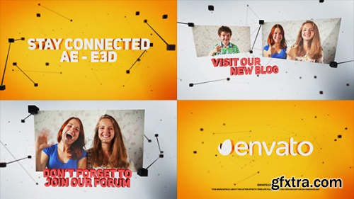 VideoHive Stay Connected 10400175