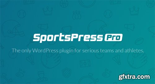 SportPress Pro v2.6.14 - WordPress Plugin For Serious Teams and Athletes