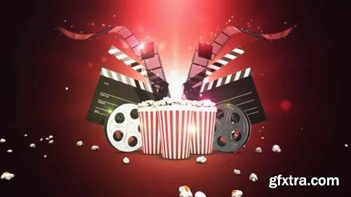 Videohive - Cinema Logo Intro - 16325226