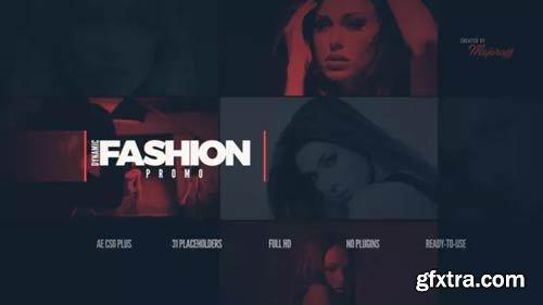 Videohive - Dynamic Fashion Promo - 22002913