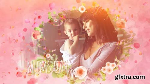 Videohive - Mums Day Slideshow - 23779643
