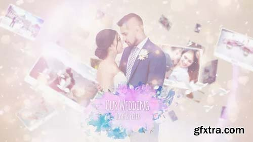 Videohive - Wedding Photo Story - 23795335