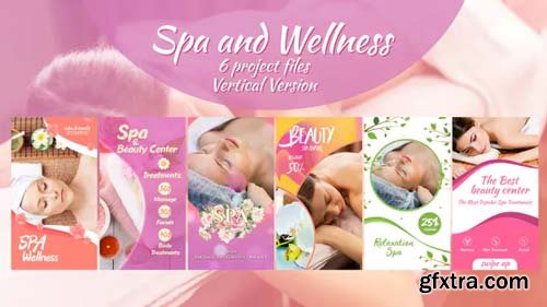 Videohive - Spa and Wellness Package - 23885398