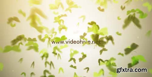 Videohive - Butterfly Logo - 3396788