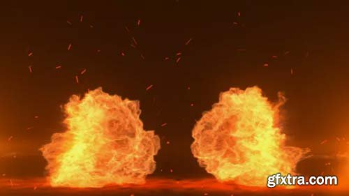 Videohive - Explosion Logo Reveal - 6523410