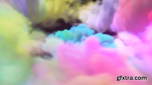 Videohive - Colorful Vortex Logo Reveal - 7696306