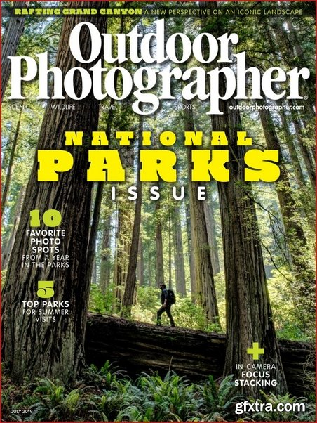 Outdoor Photographer - July 2019