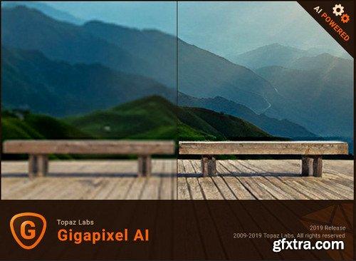 Topaz Gigapixel AI 4.1.1 (x64) Portable