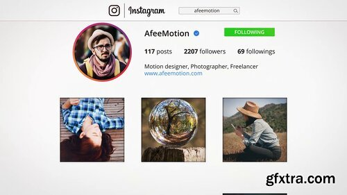 Videohive - Instagram Promo - 21910279