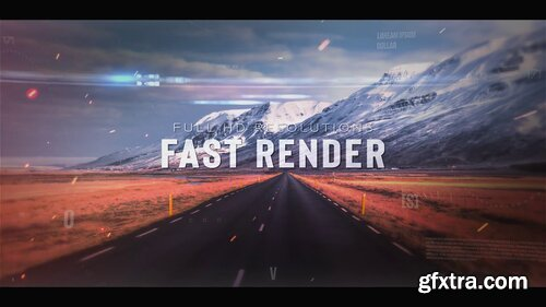 Videohive - Dynamic Trailer Titles - 22825290